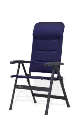 Westfield Camping Chair, MAJESTIC, blue, DuraDore 2D-Mesh