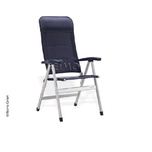 Westfield Camping Chair, Smart High, blue