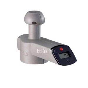 Digital bearing load scale for tandem axle up to max. 109kg