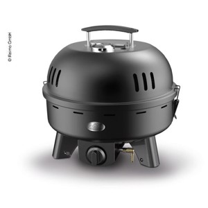 Table-gas grill Family, 50mbar, 4kW, incl. lid with thermometer