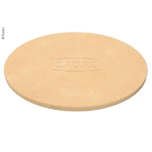Cadac Pizza stone, ø25cm. suitable to Cadac Safari Chef