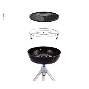 Gas grill Grillo Chef 2 BBQ, 50mbar