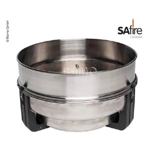 SAfire extension for grill ø345mm x H75mm