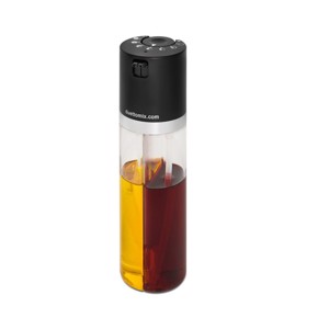 2-in-1 vinegar/oil dispenser Duettomix