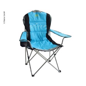 Folding Camping Chair, TobagoLite Camp4, turquoise/black
