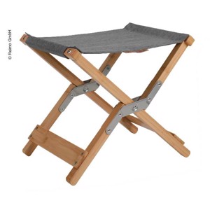 Bamboo, Folding Camping Stool HOLIDAY TRAVEL