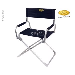 Camping Directors Chair, Alfaro Camp4, black