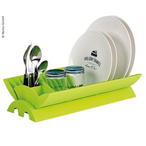 Dish dryer 41x25x9cm, Lime