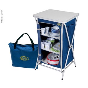 Camping kitchen Frida blue