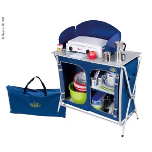 Camping Kitchen, Cuccinella Quick, Camp4, Blue