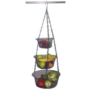 Hanging-supply basket 75 cm