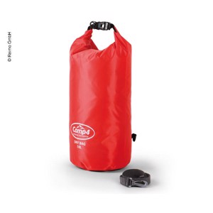 Dry Pack 10 Liter, red, 210T Nylon