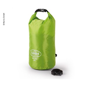 Dry Pack 20 Liter, lime, 210T Nylon
