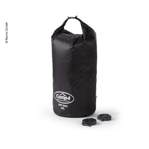Dry Pack 50 Liter, black, 210T Nylon