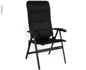 Camping Chair, Nobless Deluxe Westfield, blackline