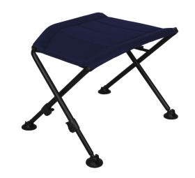 Footrest Camping Chair, Westfield Focus, night blue