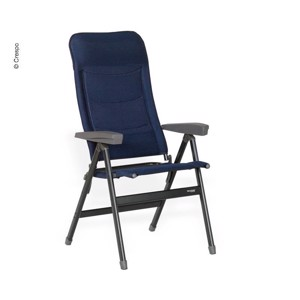 Camping Chair, ADVANCER Small Westfield, blue, DuraDore+DuraLite