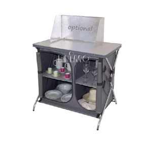 Camping Kitchen, Crespo, Anthracite