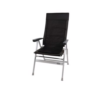 Heatable chair support, universal, 120x42cm, incl. battery + charger