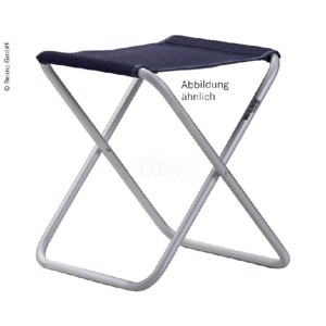 Camping Stool, XL, Westfield, blue