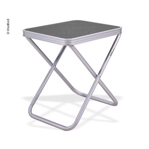 Camping Stool XL, blue, DuraDre, Westfield