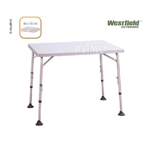 Westfield Camping Table, Smart Star, 90x70 cm