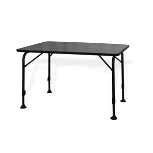 Westfield Camping Table, Universal, 120x80x76cm, Aluminium Folding Table