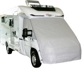 Front protection tarpaulin for panel van Ford Transit from year 2014 on