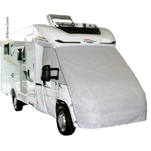 Front protection tarpaulin for panel van Sprinter 2007 and newer