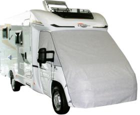 Front protection tarpaulin suitable for Renault Master as of 2010