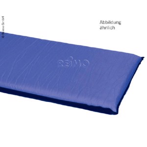 Self Inflating Camping Mat - M5 ECO COMFORT - 193x63x5 blue