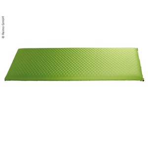 Self Inflating Sleeping Pad - M10 NEW COMFORT - 198x76x10 grey/lime