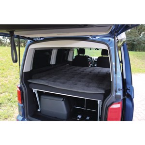 Self Inflating Camping Mattress - EVEN - for VW T4/T5/T6 198x152 grey
