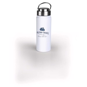 Stainless steel vacuum bottle 0,51 HOLIDAY TRAVEL