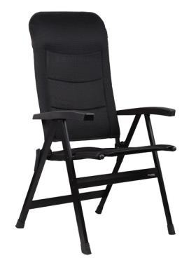 Westield Camping Chair ROYAL, Anthracite, Loadbale up to 150kg