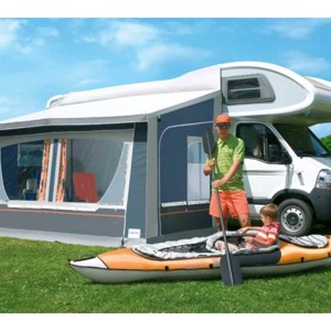 Caravan awning Concord, size 1, 200 X 180 cm