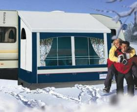 Duke winter awning KAPRUN DC 350