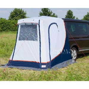 Rear tent for VW T5, no frame necessary