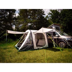 Inflatable bus awning Tour Breeze Air S