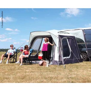 Inflatable bus awning Movelite 1 - B300xT300xH180-240cm