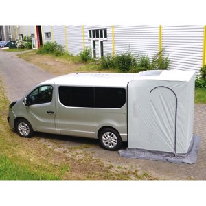 Rear tent Vertic for Toyota Hiace, no poles required