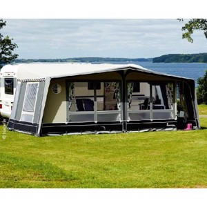 Caravan awning Commodore Seed Size 1075 CarbonX