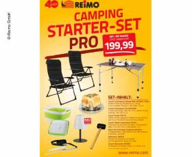 "Camping Srater Set ""Pro"" for 2 persons"