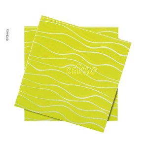 Napkins, lime, size 165x165mm, 20 pieces