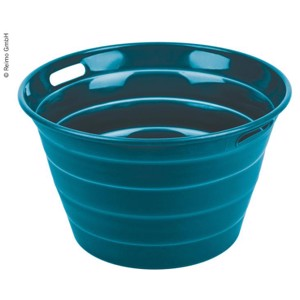 foldable basket/bucket, Ø37xH5/22cm, approx. 12 litres