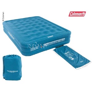 Coleman - Camping Air Bed - DuraRest Double - 198x137x47 blue