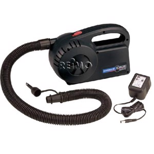 Rechargeable QuickpumpTM 230 V, approx. 600 l/min. air throughput