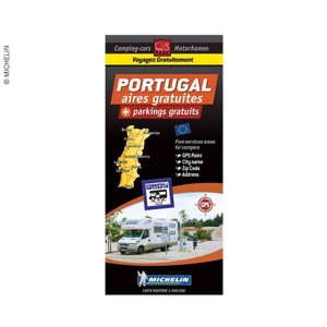Michelin parking space map free parking spaces in Portugal