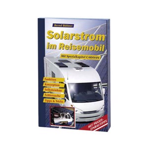Solar power in a motorhome, 120 pages