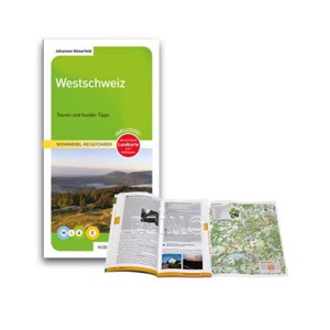 Motorhome travel guide - mobile&active experience - Western Switzerland